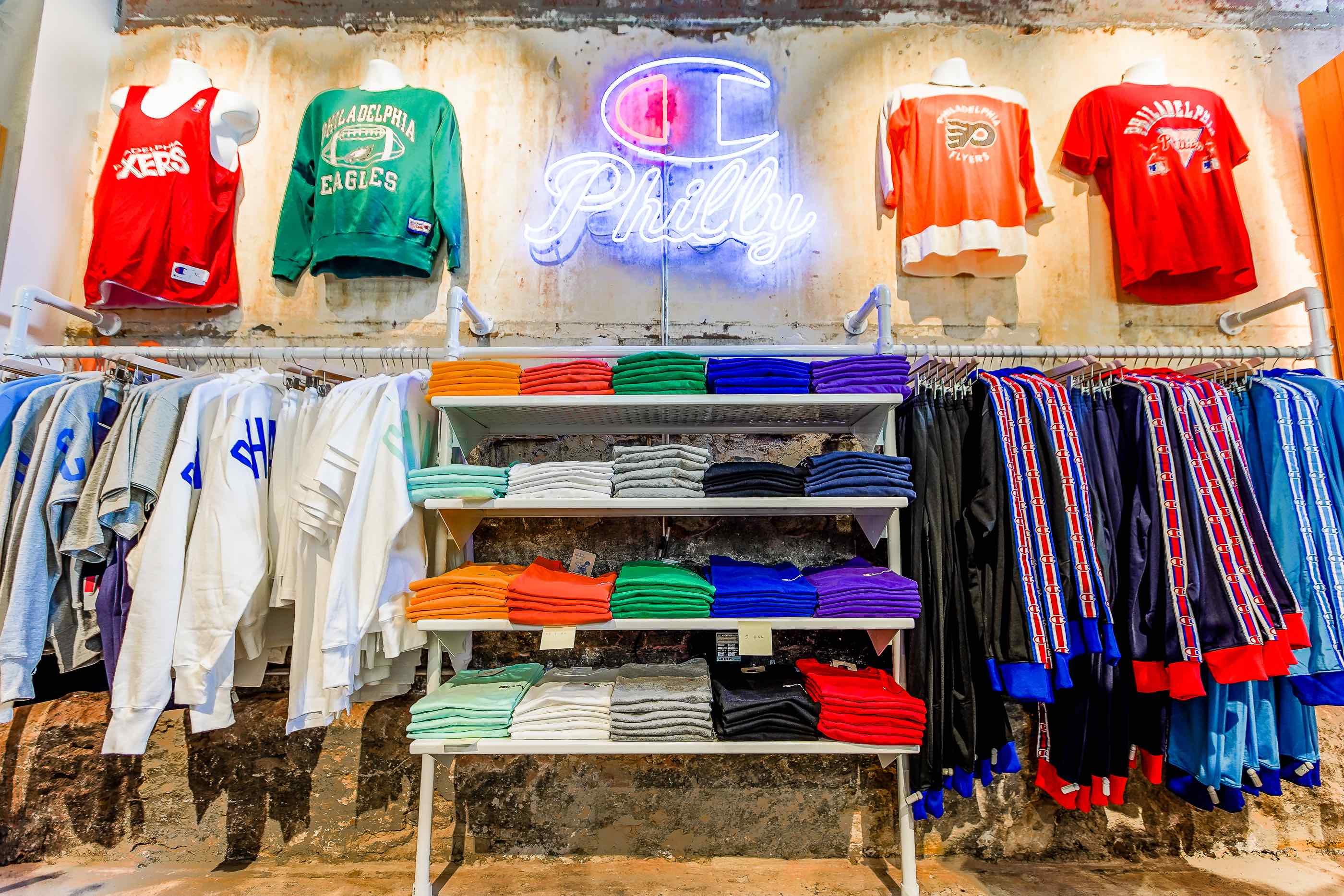 champion store