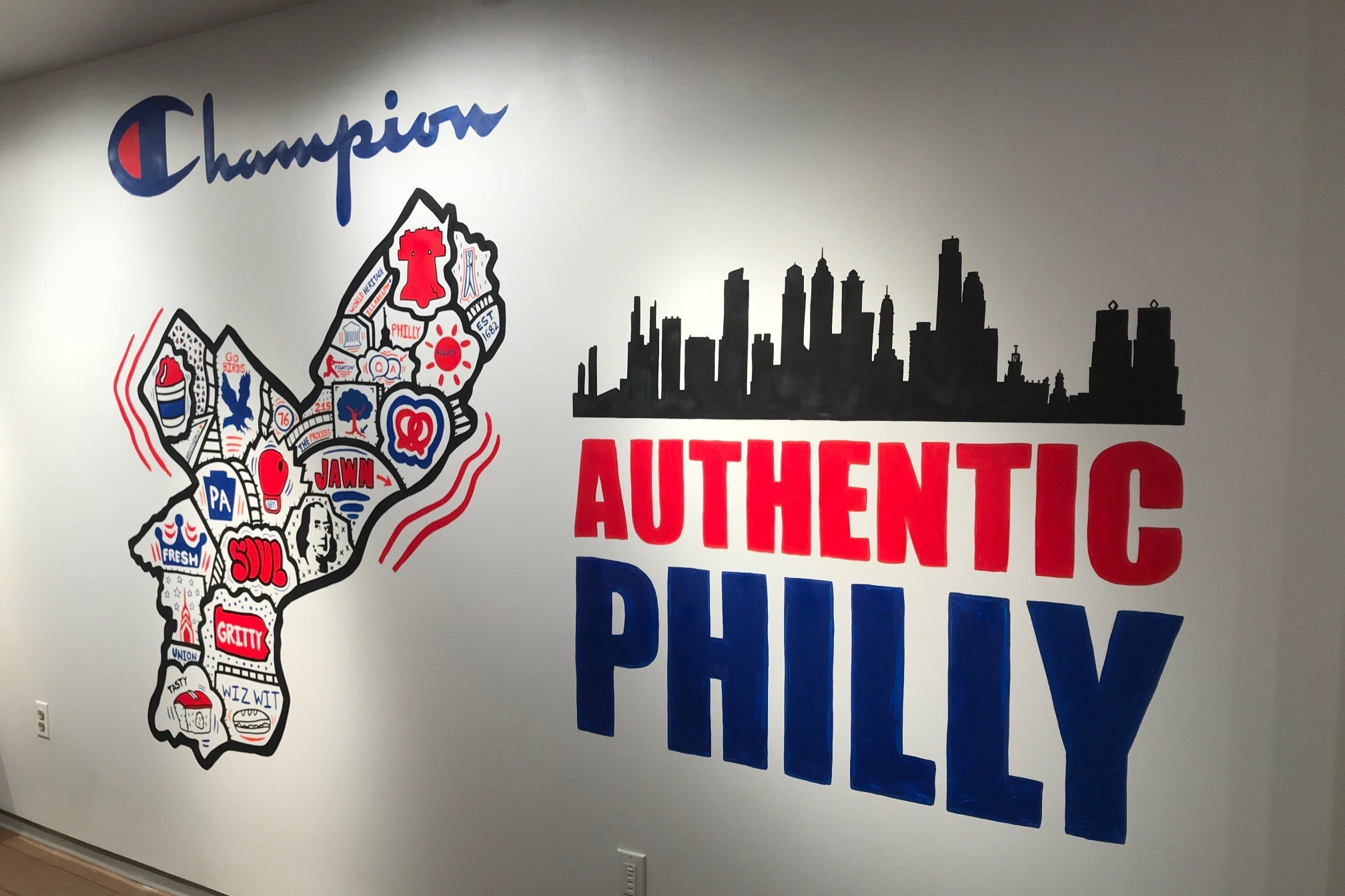 Champion Is Opening a Store in Center City and It's Got