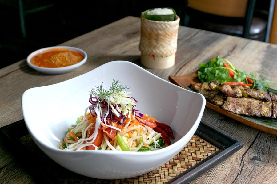 Chatayee thai dinner