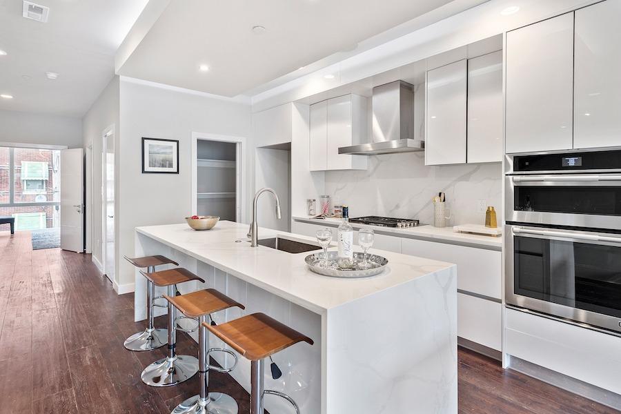 condo for sale francisville new bilevel kitchen