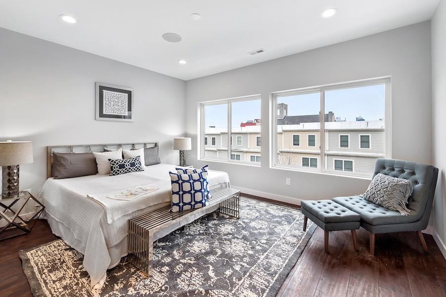 condo for sale francisville new bilevel master bedroom