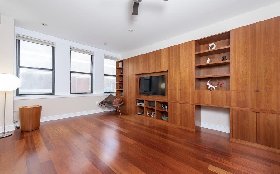 condo for sale rittenhouse modern unit bedroom