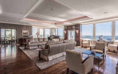 condo for sale rittenhouse tom knox condo living room