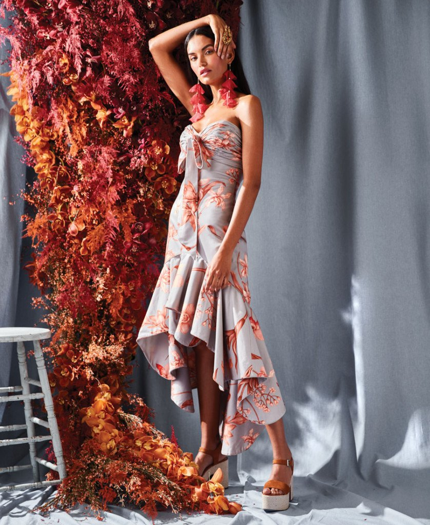 106e8f0310637 Floral Print Dresses and Other Spring Fashion Inspiration