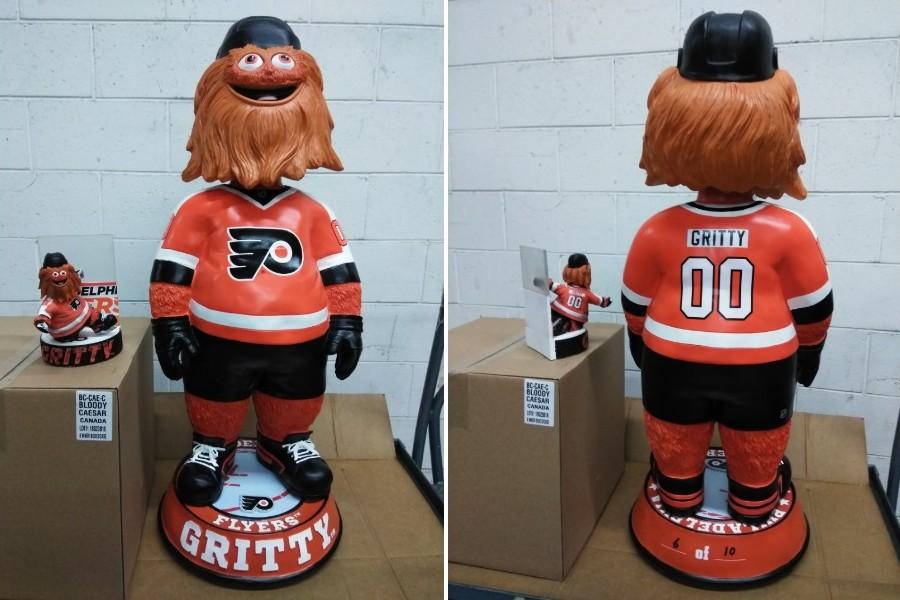 gritty bobblehead