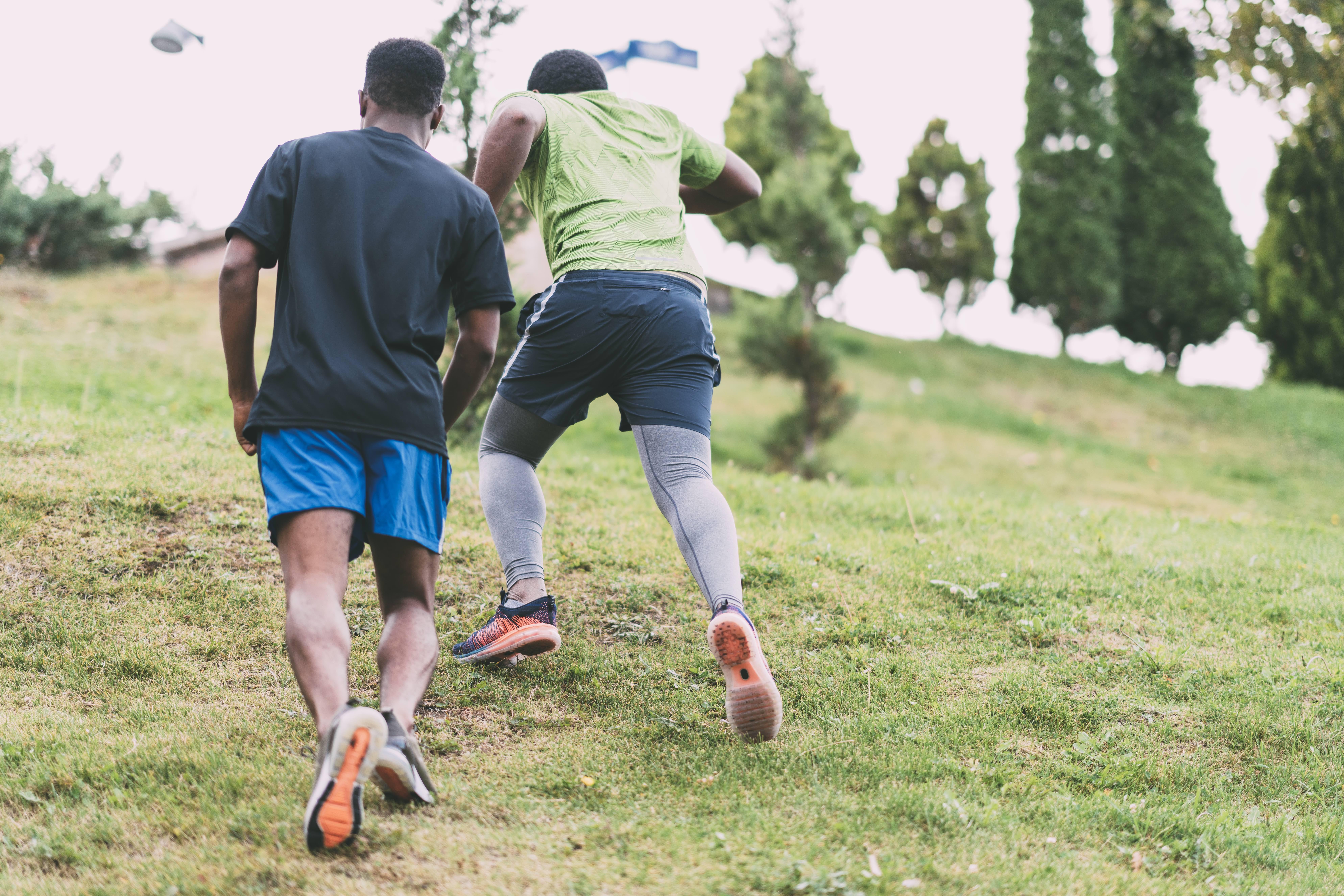 hilly runs