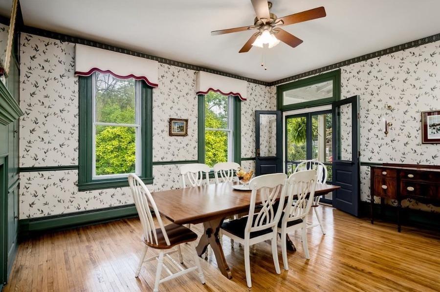 house for sale andorra farmhouse dining room