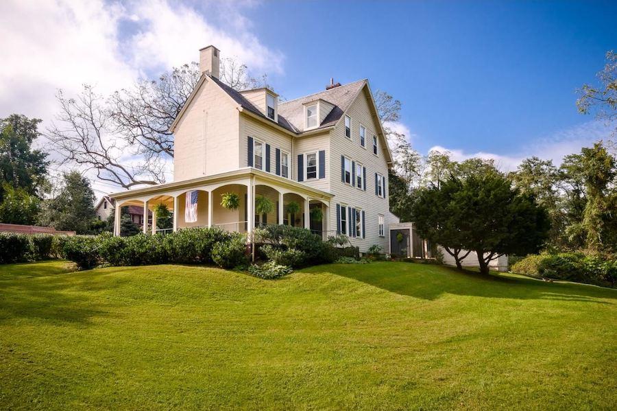 house for sale andorra farmhouse exterior front