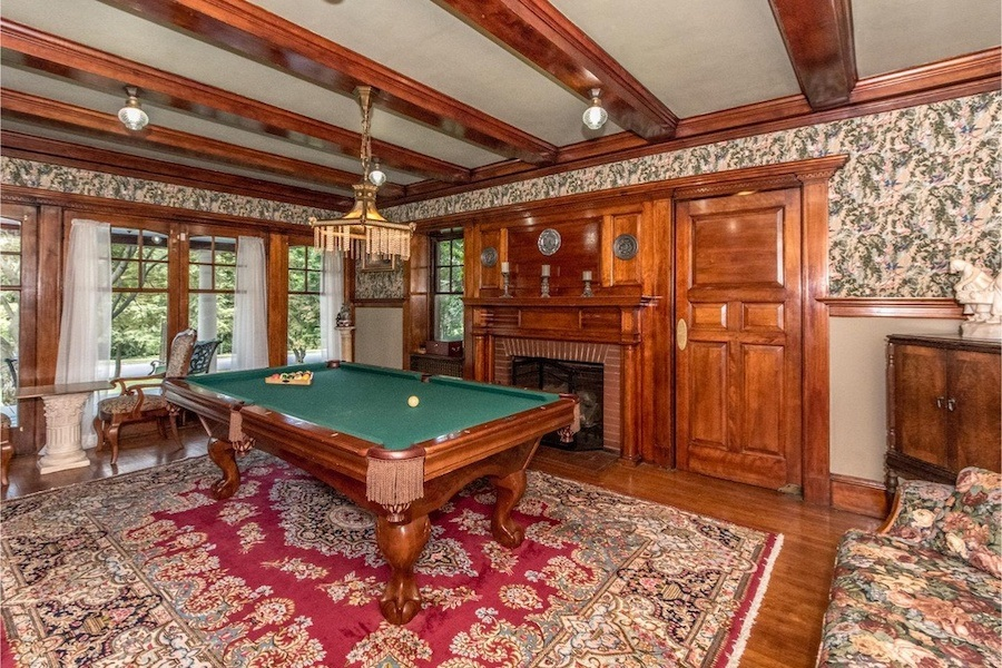 house for sale elkins park edwardian manor formal dining room