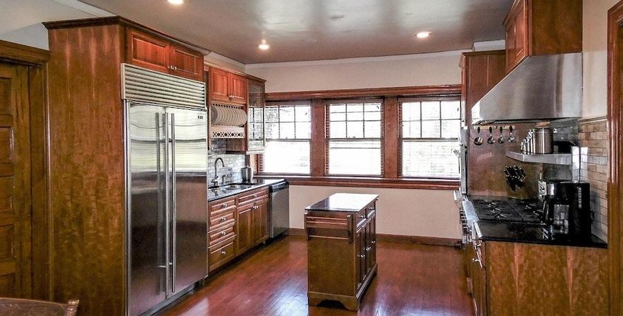 house for sale elkins park edwardian manor kitchen