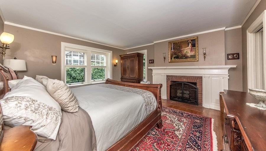 house for sale elkins park edwardian manor bedroom