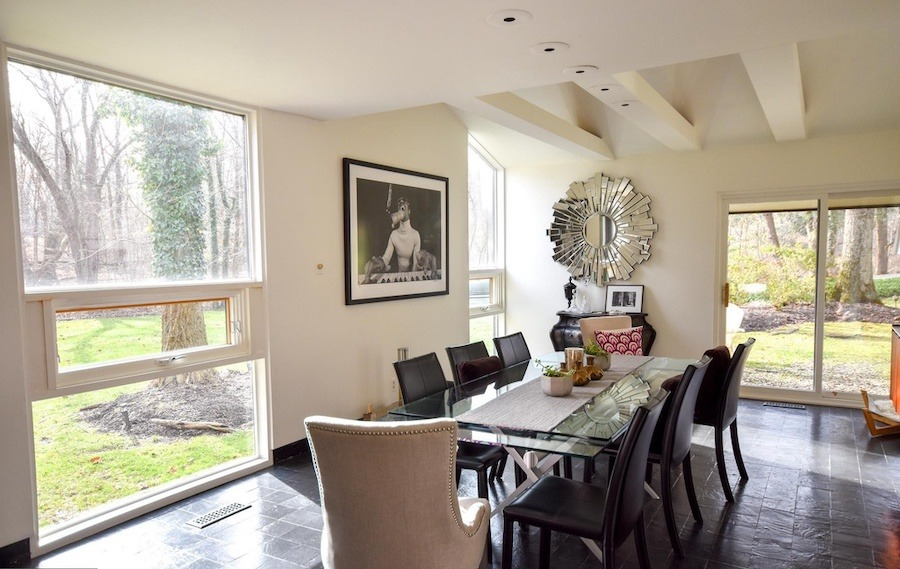 house for sale fort washington contemporary dining room