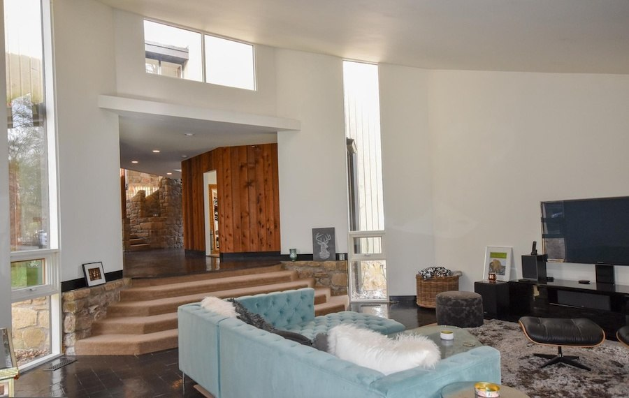 house for sale fort washington contemporary living room entrance