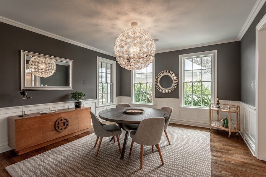 house for sale mt airy new colonial formal dining room
