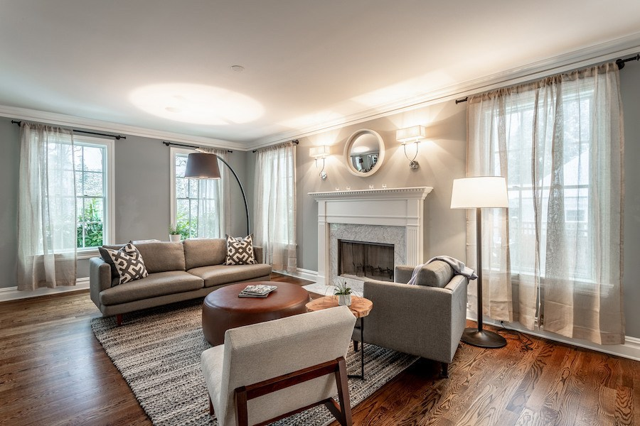 house for sale mt airy new colonial formal living room