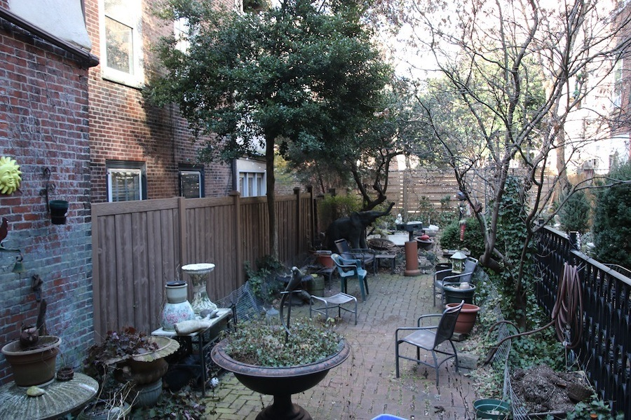 house for sale rittenhouse wesley emmons house backyard