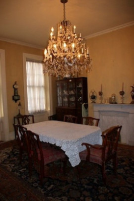 house for sale rittenhouse wesley emmons house dining room