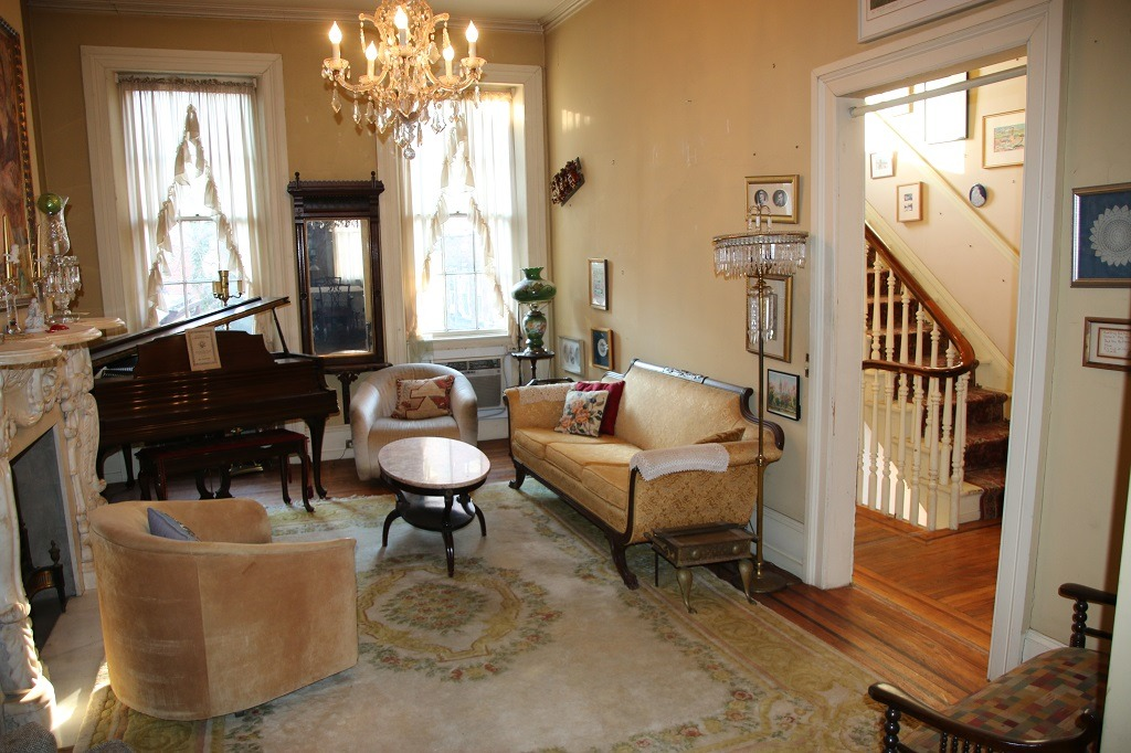 house for sale rittenhouse wesley emmons house second-floor living room