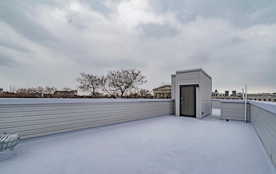 house for sale sharswood new construction unit c roof deck