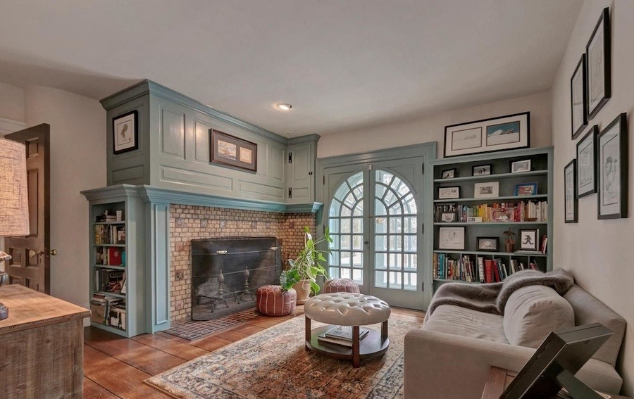 house for sale swarthmore riverview farm second floor sitting room