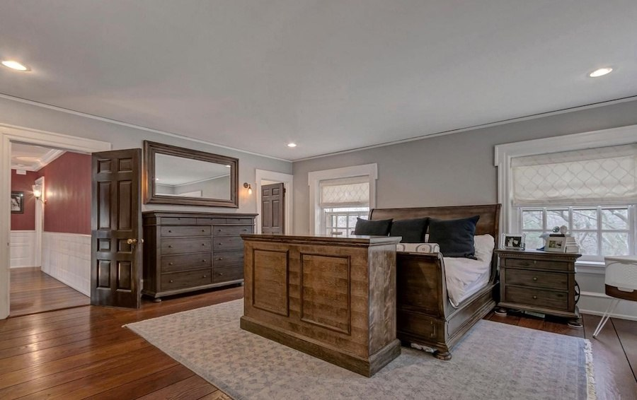 house for sale swarthmore riverview farm master bedroom