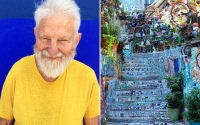 isaiah zagar magic gardens