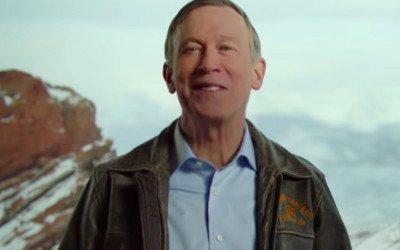 john hickenlooper president