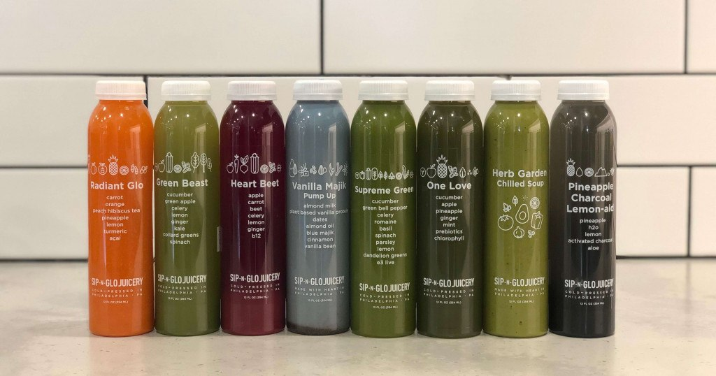 This Is What a Detox Juice Cleanse Is Really Like