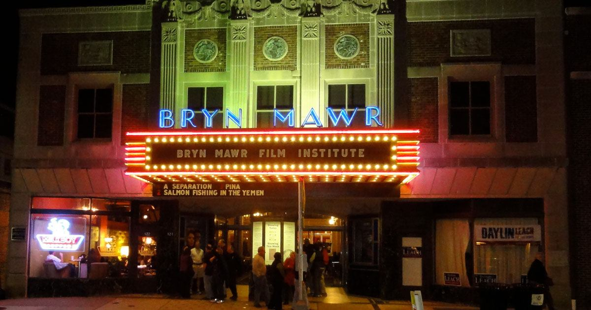 The Ultimate Guide to Movie Theaters Around Philadelphia