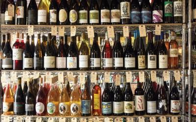 natural wine shops