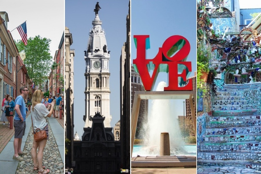 bad reviews of philly landmarks