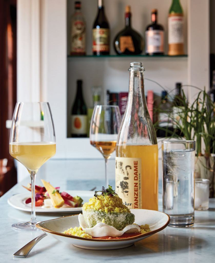 restaurants with natural wine