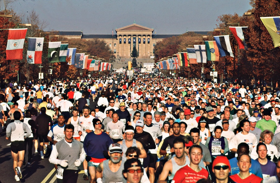 spring garden neighborhood guide philadelphia marathon