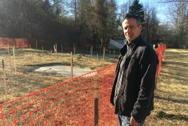 """I'm Terrified"": Life on the Front Lines of the Sunoco Pipeline"