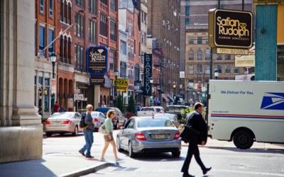 vision zero street safety jewelers row