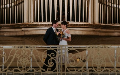 wanamaker organ wedding