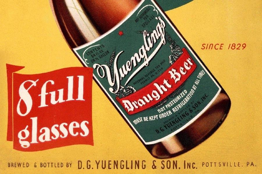 yuengling craft brewery