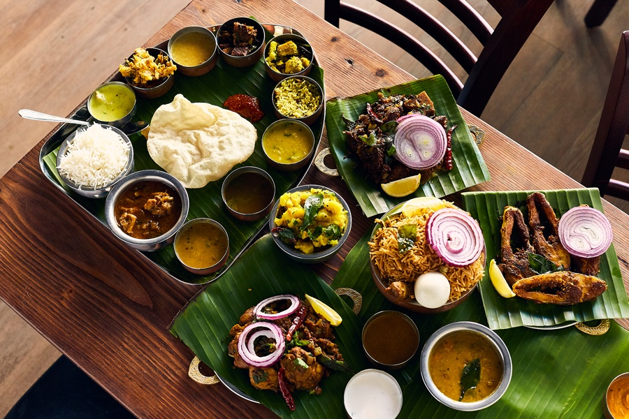 Just Say Yes Amma S South Indian Cuisine Reviewed