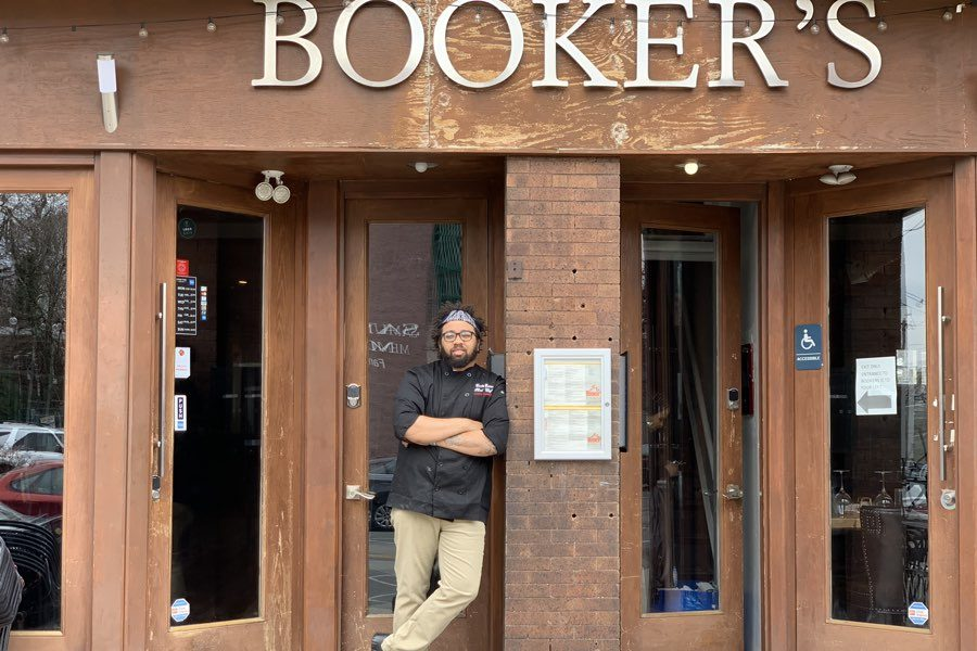 bookers west philadelphia cedar park restaurants