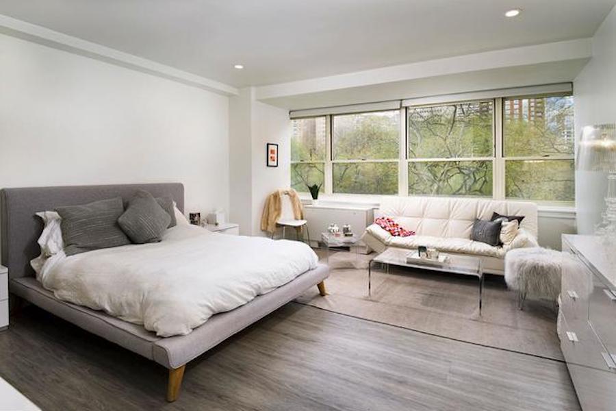 condo for sale rittenhouse square studio living area