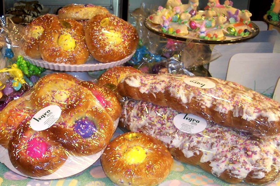 easter bread south philadelphia