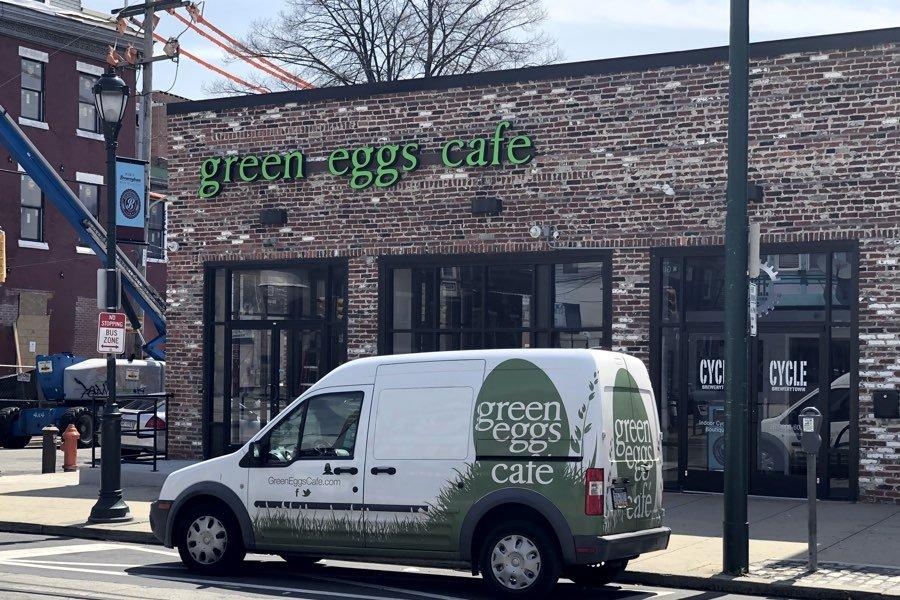 green eggs cafe brewerytown