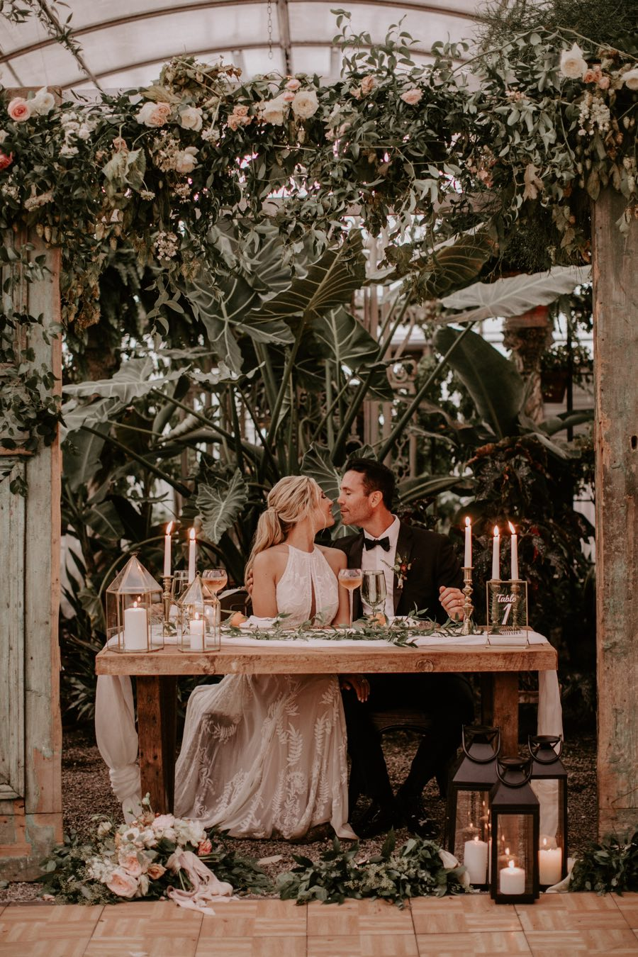 The Botanical Details In This Hortulus Farm Wedding Are Stunning