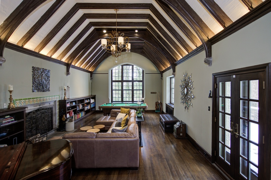 House For Sale A Tudor Revival Revival In Chestnut Hill