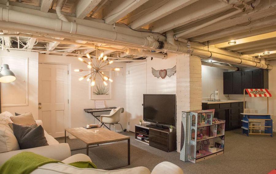 house for sale elkins park hacienda basement