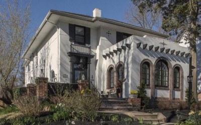 house for sale elkins park hacienda exterior front