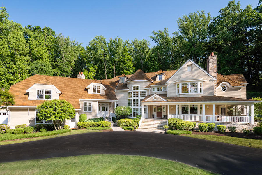 house for sale malvern shingle style exterior front