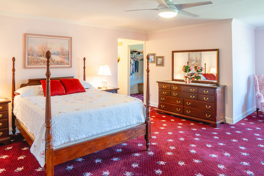 house for sale newtown square accessible neotraditional master bedroom