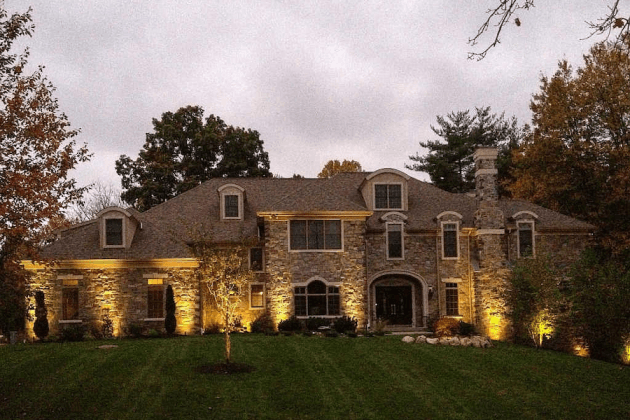 house for sale penn valley normandy mansion exterior front