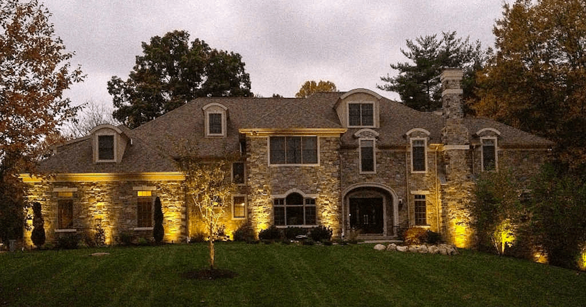 House For Sale Normandy Style Mansion In Penn Valley